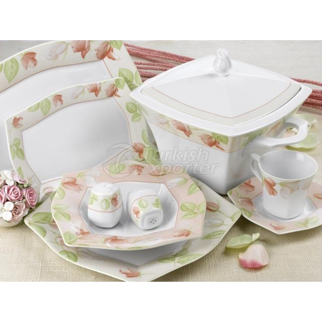 Porcelain Sets Bahar B