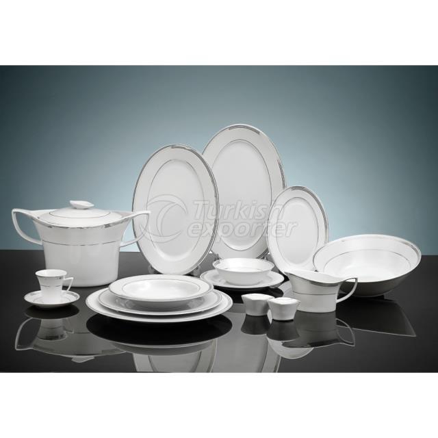 Porcelain Sets Mercury D