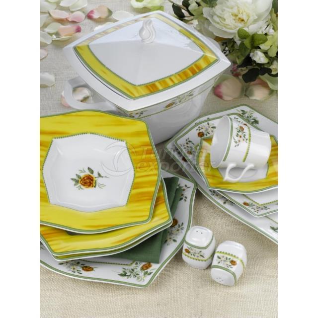 Porcelain Sets Flora B