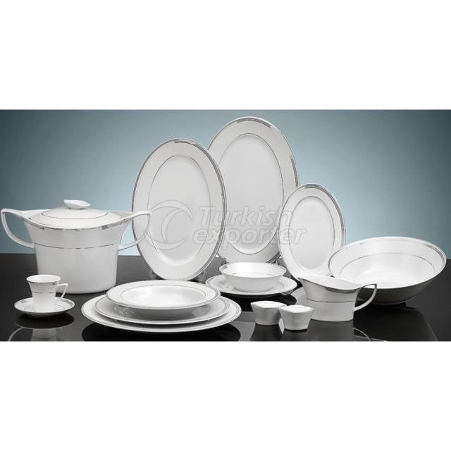 Porcelain Sets Mercury B