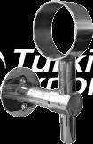 Stainless Steel Armrest DK600