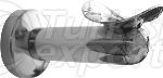 Stainless Steel Armrest DK300