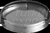Stainless Steel Caps GK100