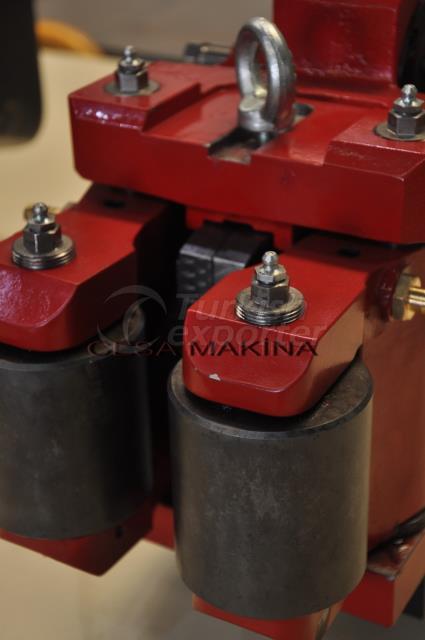 Machine Replacement Parts CS 4