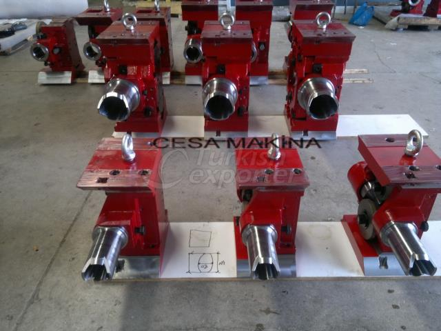 Machine Replacement Parts CRT 7