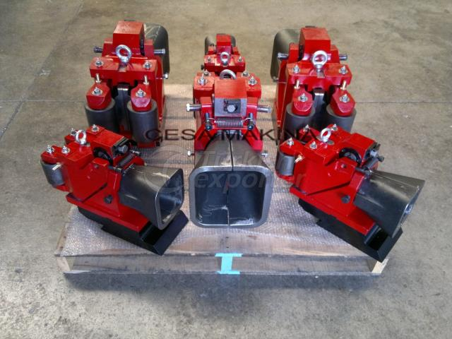 Machine Replacement Parts CS 7