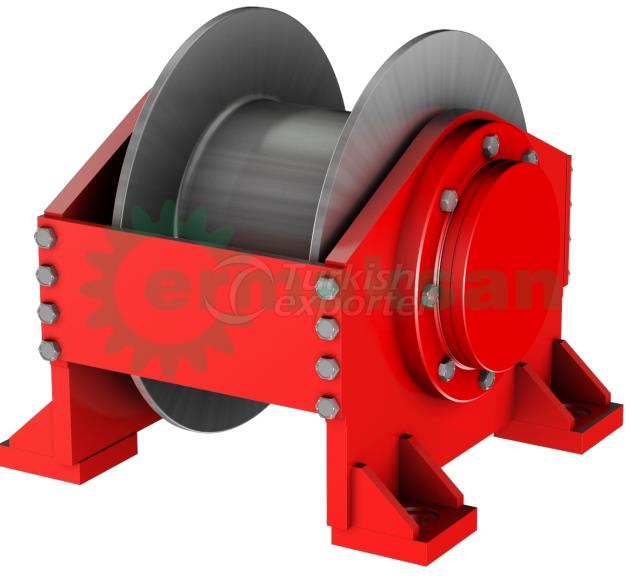CRANE  ROPE GEARBOX