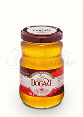 Central Anatolia Region Flower Honey 225 gr