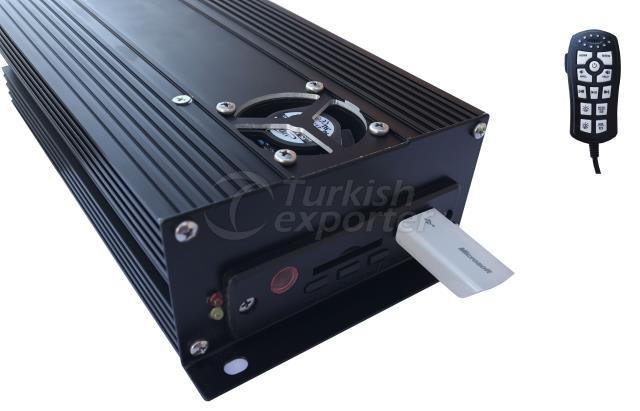 Controlled Music Player USB-100W