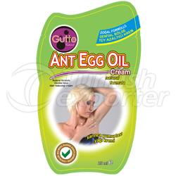 Ant Egg Oil Cream Genital Area 25 ml Gutto