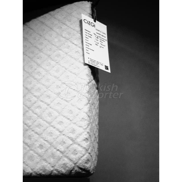 Jacquard Fitted Sheet