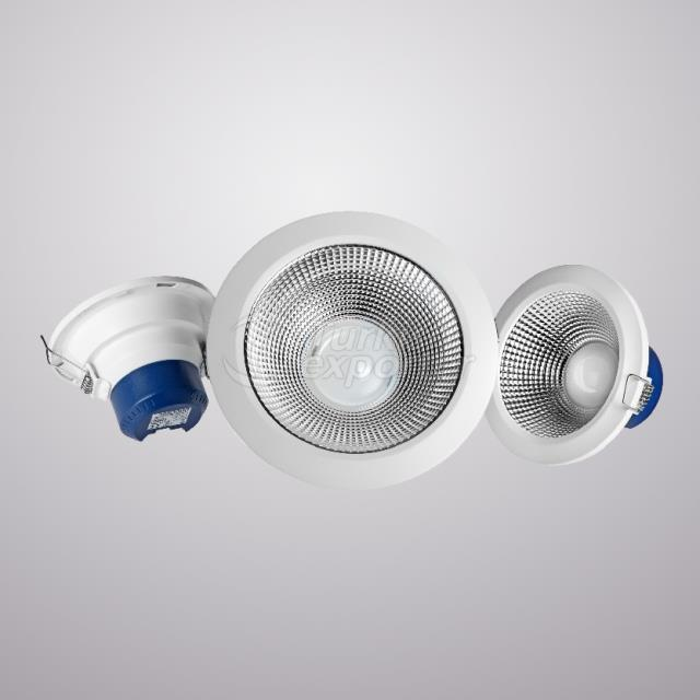 Downlight Parlak