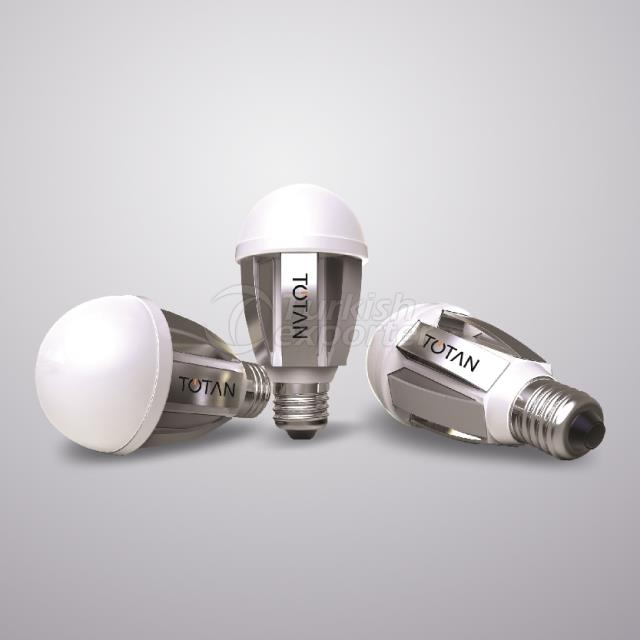 Led Bulb and Fluorescent
