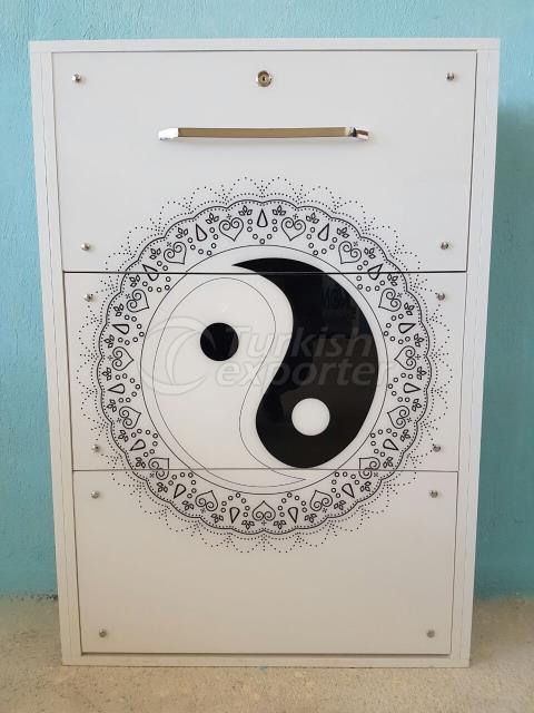Shoe Cabinet AYB-006