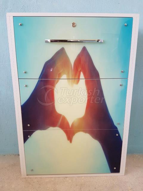 Shoe Cabinet AYB-005