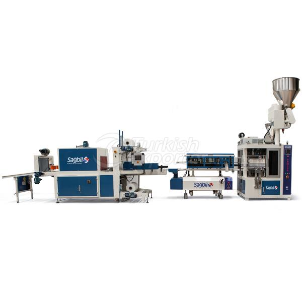 FULL AUTOMATIC FLOUR PACKAGING LINE