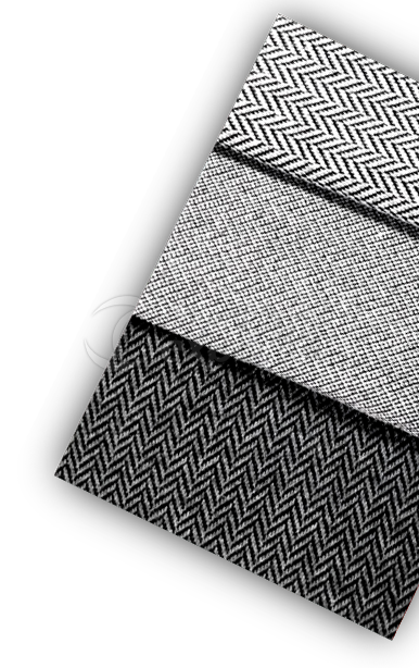 Knitted Diagonal Fabric