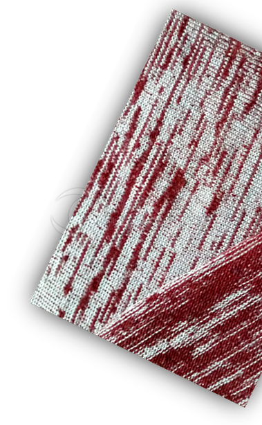 Knitted Mouline Fabric