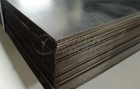 Black Metal Sheet