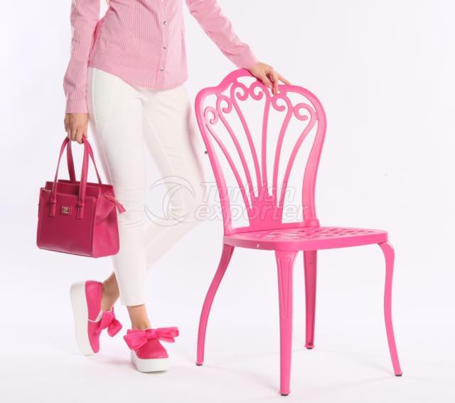 Flora Aluminium Chair