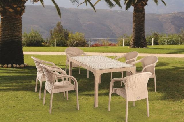 Outdoor Furnitures Bm-01