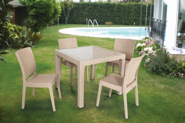 Outdoor Furnitures Bm-02
