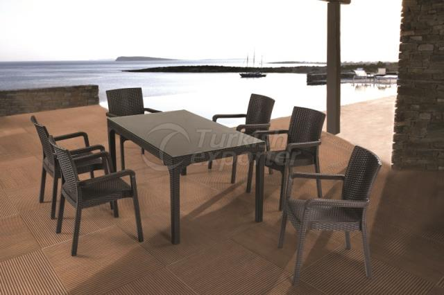 Outdoor Furnitures Bm-03