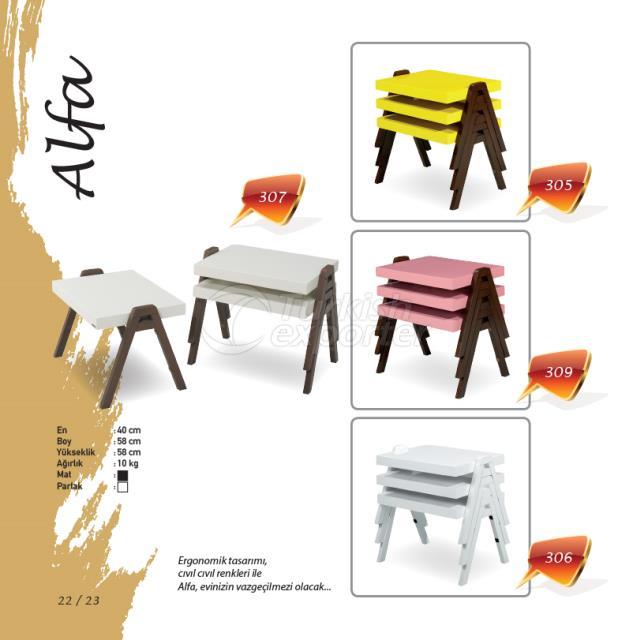 Alfa Coffee Table
