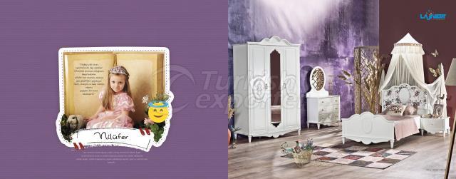 Nilüfer Chilren Room Set
