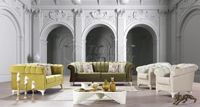 Rumex Sofa Set