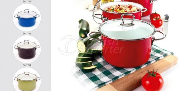 Enamel Kitchenwares