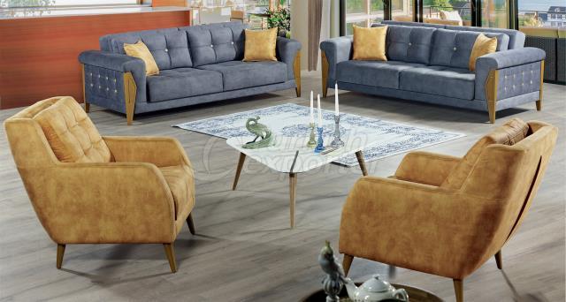 Parma Sofa Set