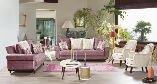 Lacos Sofa Set