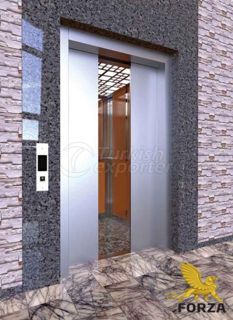 Elevator Gate Fabre
