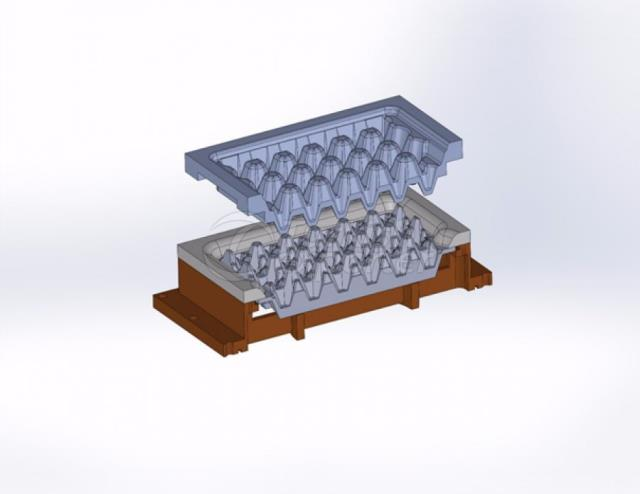 Egg Tray Moulds