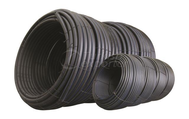 PE-100(HDPE) Pipes