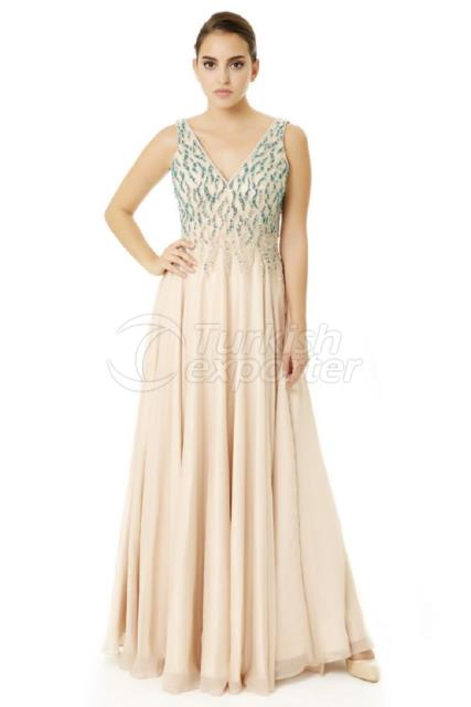 Small Size Evening Dress Y6474