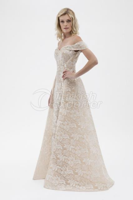 Small Size Evening Dress Y7682