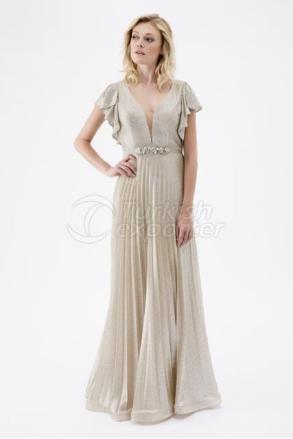 Small Size Evening Dress K7807