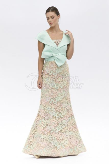 Small Size Evening Dress Y7193