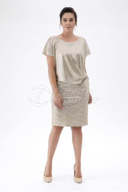 Plus Size Evening Dress K7804