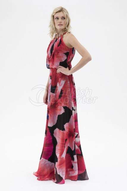 Small Size Evening Dress Y7728