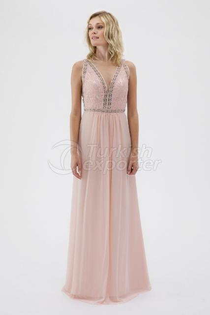 Small Size Evening Dress Y7576