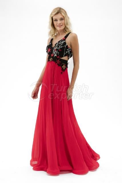 Small Size Evening Dress Y7595