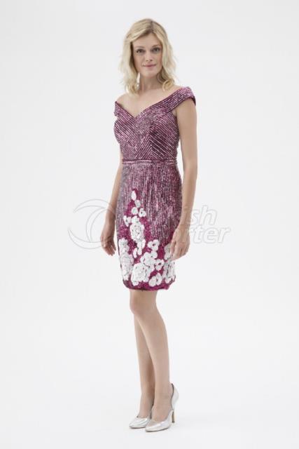 Small Size Evening Dress K7516
