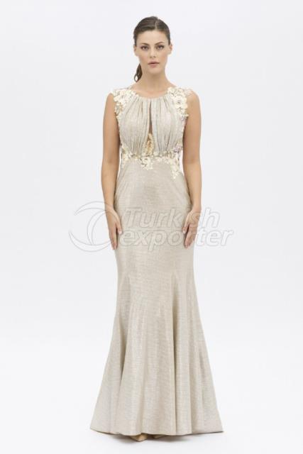 Small Size Evening Dress Y8076