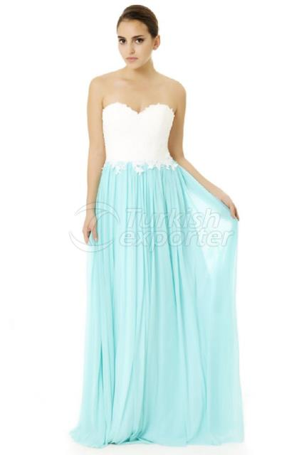 Small Size Evening Dress Y6487
