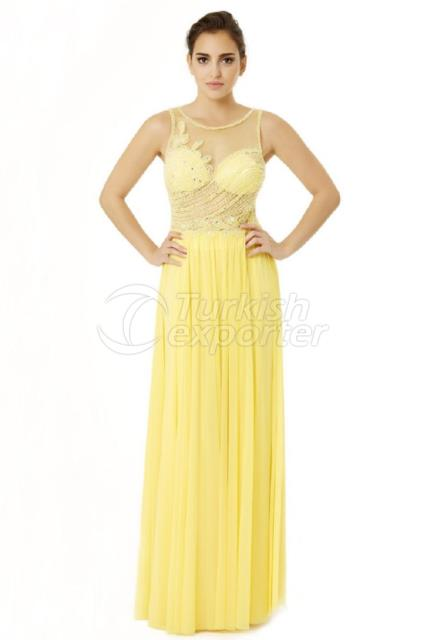 Small Size Evening Dress Y6493