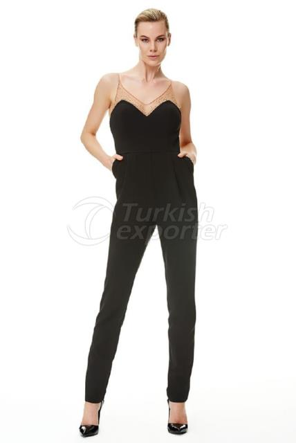 Small Size Jumpsuits Y6137