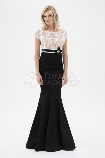 Small Size Evening Wear Y7570